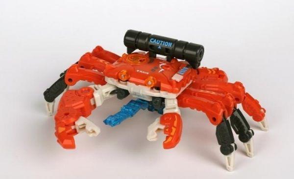 52TOYS 猛獸匣 BB-18 鐵手 螃蟹 IRONCLAW 52TOYS,猛獸匣,BB-18,鐵手,螃蟹,IRONCLAW