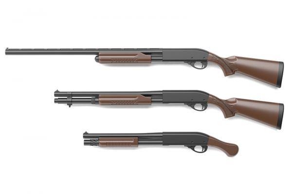 Tomytec 1/12 迷你武裝 LD055 M870 雷明登泵動式霰彈槍 Tomytec,1/12,迷你武裝,LD055,M870,雷明登泵動式霰彈槍