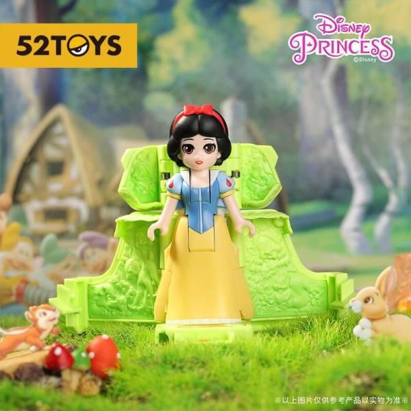 52Toys Fanstasy Box 奇妙巧盒 迪士尼 白雪公主 52Toys,Fanstasy Box,奇妙巧盒,迪士尼,白雪公主,