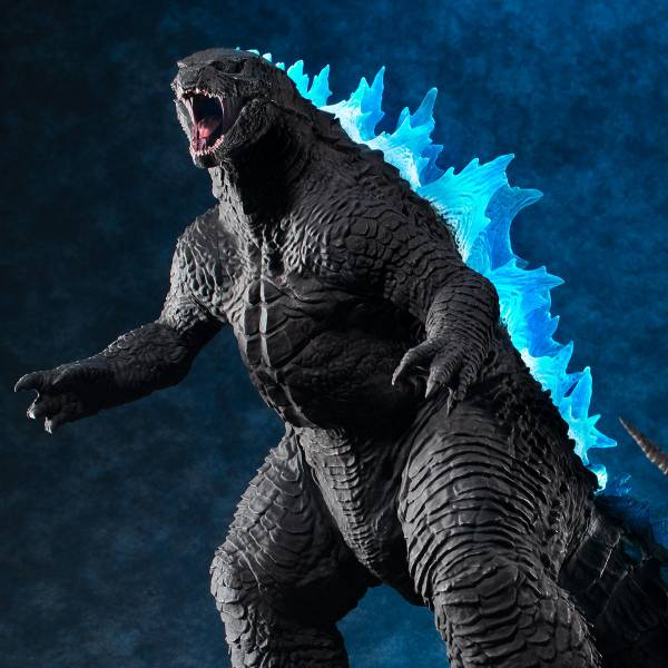 MegaHouse UA Monsters 哥吉拉2 怪獸之王 哥吉拉2019 LED聲光雕像 MegaHouse,UA Monsters,哥吉拉2 怪獸之王,哥吉拉2019,LED,雕像