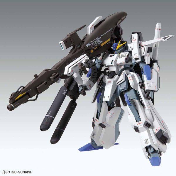 BANDAI MG 1/100 鋼彈前哨戰 FAZZ Ver.Ka 組裝模型 MG,1/100,萬代,FA-010A,FAZZ Ver.Ka,鋼彈前哨戰,BANDAI,組裝模型