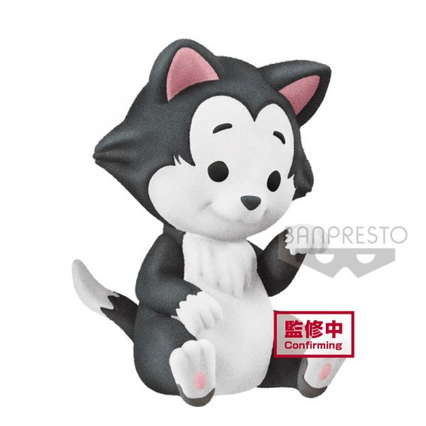 BANPRESTO 景品 迪士尼 FLUFFY PUFFY 小木偶 費加洛貓 BANPRESTO,景品,迪士尼,米老鼠,FLUFFY PUFFY,小木偶,費加洛貓