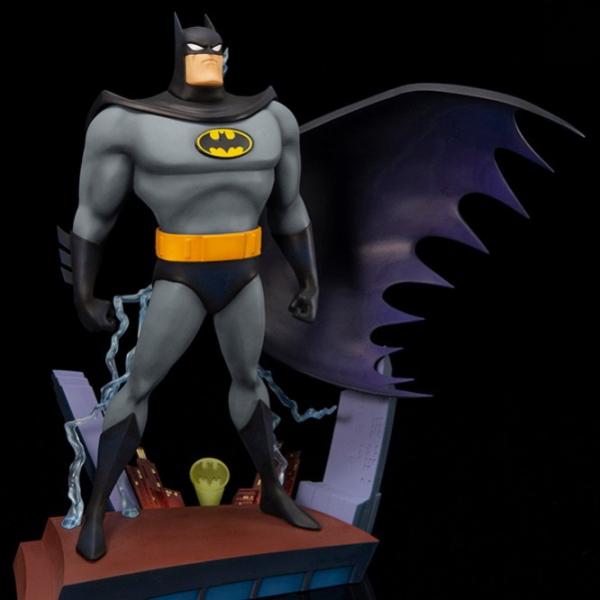 壽屋 1/10 ARTFX+ DC Universe 蝙蝠俠動畫系列 開場版 PVC Kotobukiya Kotobukiya,壽屋,1/10,ARTFX+,DC Universe,蝙蝠俠,開場版