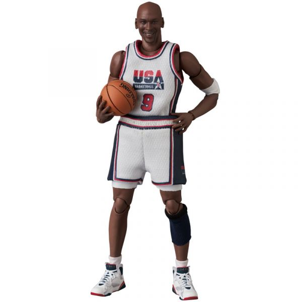 Medicom Toy MAFEX NBA 麥可喬丹 1992年美國夢幻隊 可動公仔 Medicom Toy,MAFEX,NBA,麥可喬丹,1992年,美國隊,可動公仔