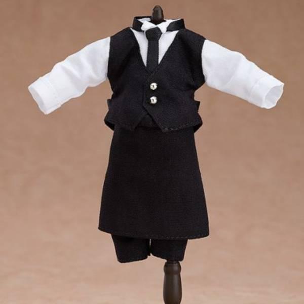 [再販] GOOD SMILE 黏土娃 黏土娃配件 服裝套組 咖啡廳 Boy GOOD SMILE,黏土娃,黏土娃配件,服裝套組,咖啡廳,Boy