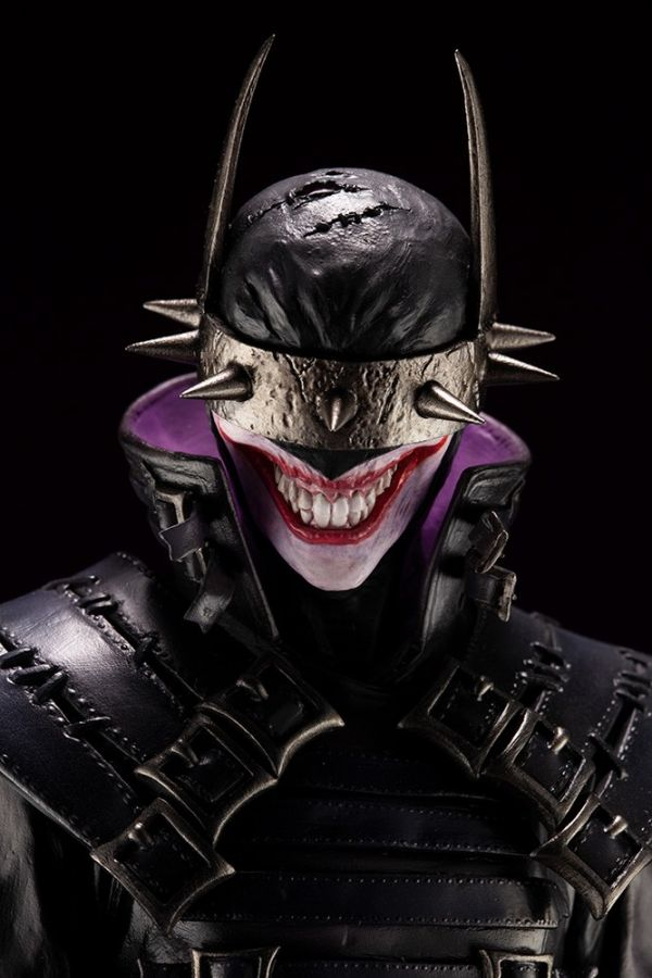 壽屋 1/6 ARTFX DC Comics 異世界系列 狂笑蝙蝠 雕像 KOTOBUKIYA Kotobukiya,1/6,ARTFX,DC Comics,異世界系列,狂笑蝙蝠,雕像