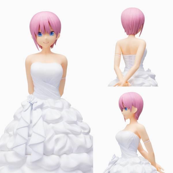 SEGA 景品 五等分的花嫁∬ 五等分的新娘∬ SPM 中野一花 花嫁 Ver. SEGA,景品,五等分的花嫁,五等分的新娘,SPM,中野一花,花嫁,婚紗