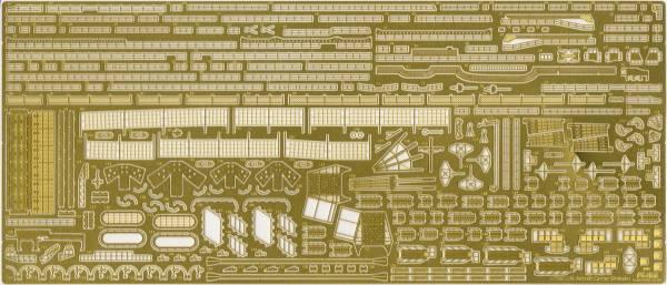 1/700 航空母艦 翔鶴 蝕刻片 FUJIMI 特41EX101 日本海軍 富士美 組裝模型 FUJIMI,1/700,GUP,蝕刻片,木甲板,航空母艦,祥鶴,