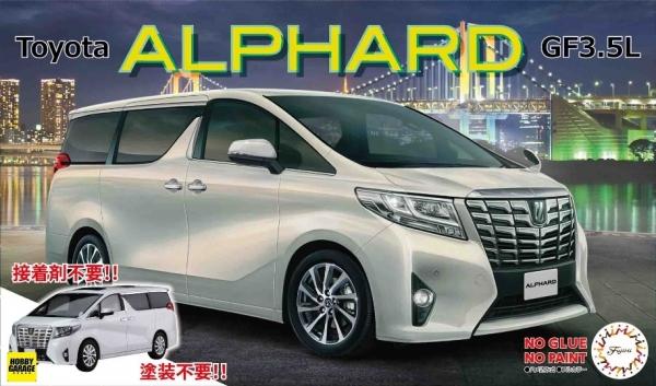 1/24 TOYOTA ALPHARD GF3.5L FUJIMI 車NEXT6 富士美 組裝模型 FUJIMI,1/24,NEXT,TOYOTA,ALPHARD,GF3.5L,