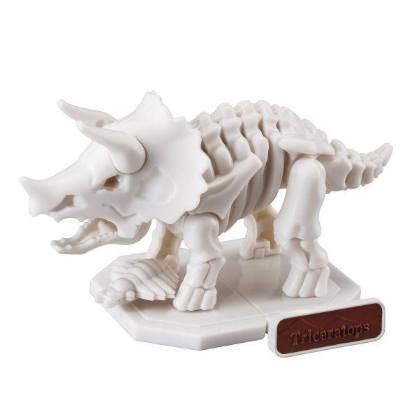 BANDAI 巧克力發掘恐龍模型 劍龍  BANDAI,巧克力發掘恐龍模型,劍龍,