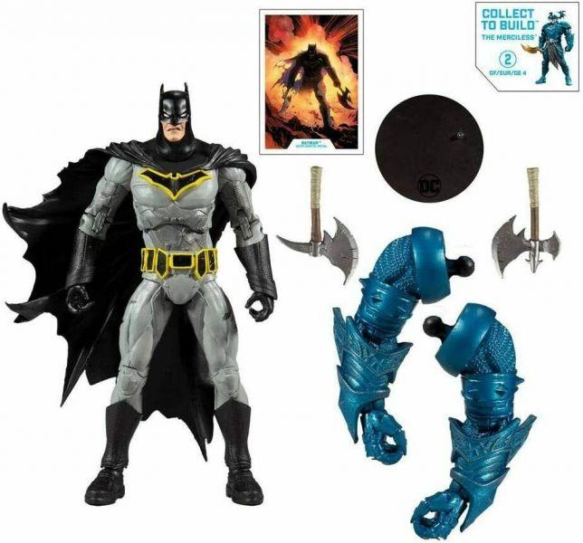 McFarlane Toys DC MULTIVERSE BUILD-A  METAL 蝙蝠俠 無情戰神配件 McFarlane Toys,DC,MULTIVERSE,BUILD,A,METAL,蝙蝠俠,無情戰神,配件,