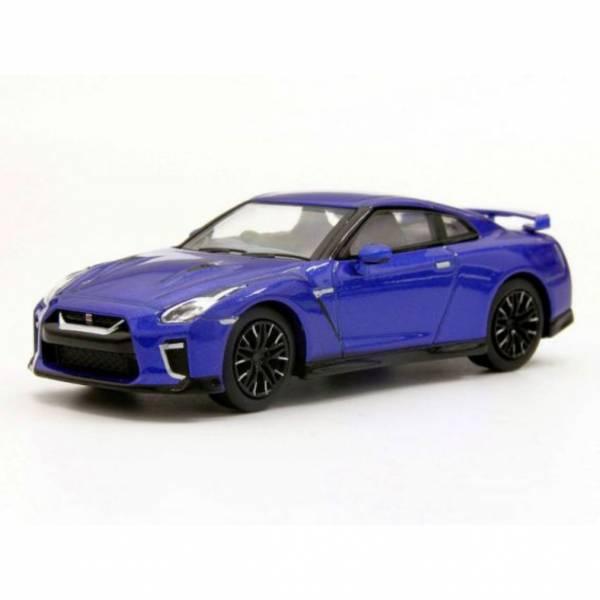 KYOSHO 京商 1/64 NISSAN GT-R 50th Anniversary 藍色 合金車 KYOSHO,京商,1/64,NISSAN GT-R 50th Anniversary 藍色 合金車