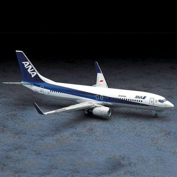 [再販] HASEGAWA 1/200 全日空ANA 波音737-800 Triton Blue 組裝模型 HASEGAWA,1/200,全日空ANA,波音737-800,Triton Blue,組裝模型