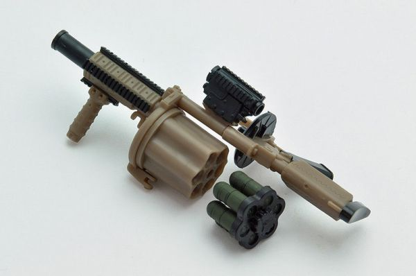 Tomytec 1/12 迷你武裝 LA013 M32MGL型榴彈發射器 Tomytec,1/12,迷你武裝,LA011,M82A1 TYPE