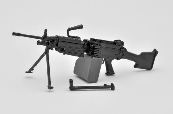 TOMYTEC 1/12 迷你武裝 LA032 M249 Tomytec, 1/12, 迷你武裝 ,LA032,M249TYPE