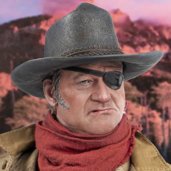 Infinite Statue 1/6 美國電影演員 John Wayne 約翰•韋恩 標準版 可動完成品 Infinite Statue,1/6,美國電影演員,John Wayne,約翰韋恩 ,標準版,可動完成品,