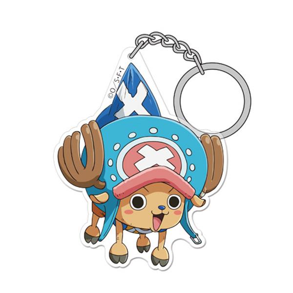 COSPA 航海王 喬巴 捏握造型 壓克力鑰匙圈 COSPA,航海王,喬巴,捏握造型,壓克力鑰匙圈,海賊王