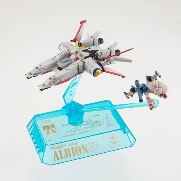 MEGAHOUSE C.F.C 機動戰士鋼彈0083:星塵回憶 阿爾比昂戰艦 Megahouse,C.F.C,機動戰士鋼彈0083:星塵回憶,阿爾比昂戰艦