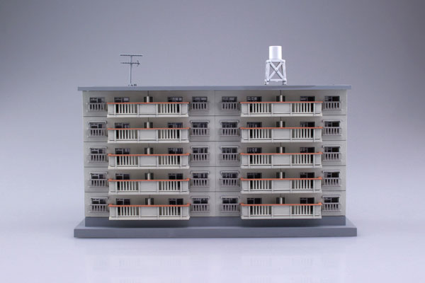 [再販] AOSHIMA 青島 1/150 建築浪漫堂 #5 住宅區 2棟組 組裝模型 [再販],AOSHIMA,青島,1/150,建築浪漫堂,#5,住宅區,2棟組,組裝模型,