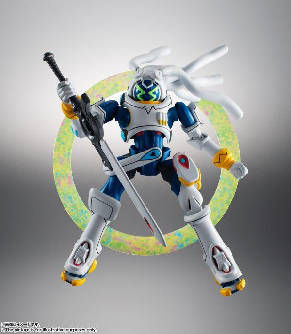 BANDAI ROBOT魂 <SIDE OM> OVERMAN 極限戰士 超限人 帝皇基拿 BANDAI,METAL ROBOT魂,孫權鋼彈,REAL TYPE Ver.