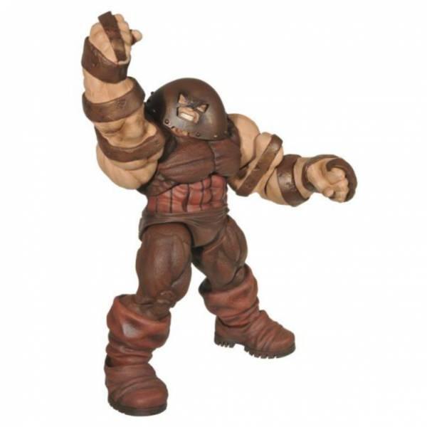 [再販] Diamond Select Toys Marvel Select 紅坦克 Juggernaut 可動完成品 Diamond,漫威,MARVEL,紅坦克,Juggernaut