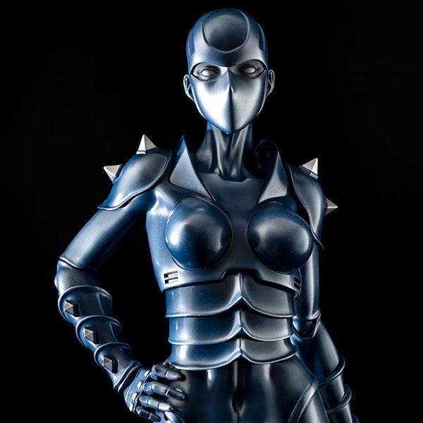 QuesQ 1/6 宇宙海賊眼鏡蛇 亞美女 公仔模型雕像 Lady Armaroid PVC QuesQ,眼鏡蛇,亞美女,PVC