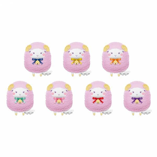 BANPRESTO 景品 Obey Me! 大型絨毛羊玩偶 A-G 全7種 分別販售 BANPRESTO,景品,Obey Me,!,大型絨毛羊玩偶,A-G,全7種 分別販售,