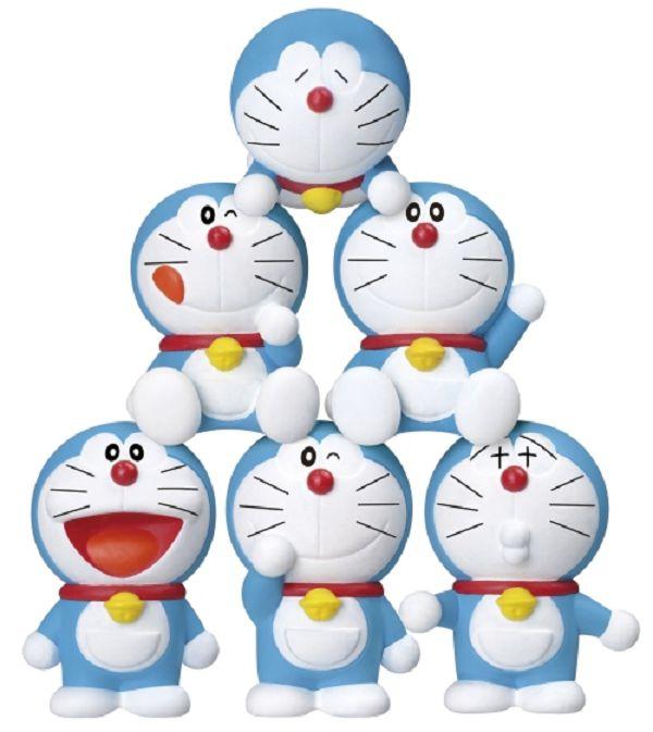 ENSKY / 盒玩 / 哆啦A夢 小叮噹 疊疊樂 / 全6種 / 一中盒6入販售 ENSK,哆啦A夢,小叮噹,盒玩,疊疊樂