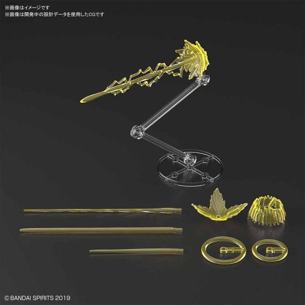 BANDAI 30MM 改裝用 特效套組 射擊效果 黃色 BANDAI,30MM 改裝用,特效套組,射擊效果,黃色