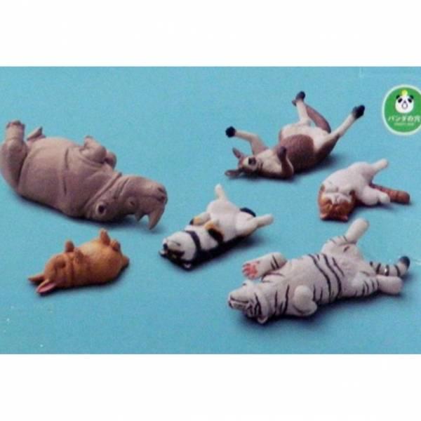 T-ARTS 盒玩 ZooZooZoo 翻肚睡姿動物 SP色ver. 全6種 一中盒12入販售  T-ARTS,盒玩,ZooZooZoo,翻肚睡姿動物,SP色,ver,.,全6種 一中盒12入販售,