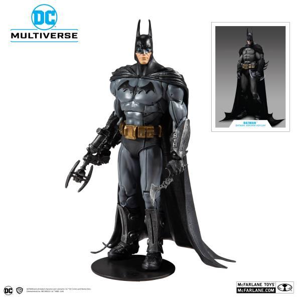 McFarlane Toys DC MULTIVERSE 蝙蝠俠:阿卡漢 蝙蝠俠 電玩版 BATMAN: ARKHAM ASYLUM McFarlane Toys,DC MULTIVERSE,蝙蝠俠阿卡漢,蝙蝠俠,電玩版,BATMAN ARKHAM ASYLUM