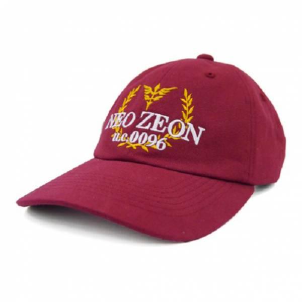 COSPA 機動戰士鋼彈 逆襲的夏亞 新吉翁 刺繡棒球帽 COSPA,機動戰士鋼彈 逆襲的夏亞,新吉翁,刺繡棒球帽