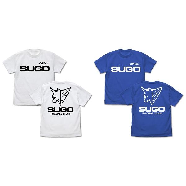 [再販] COSPA 閃電霹靂車 超級阿斯拉 SUGO 短袖T恤 白&皇室藍 COSPA,閃電霹靂車,超級阿斯拉,SUGO,短袖T恤,白,&,皇室藍,