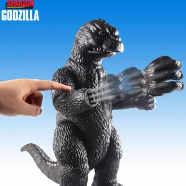 TOYNAMI 哥吉拉 1964年 雙手可發射 50cm 超大軟膠 Shogun Warriors 1964 Godzilla Jumbo TOYNAMI,哥吉拉,哥吉拉1964年,Shogun Warriors 1964 Godzilla Jumbo