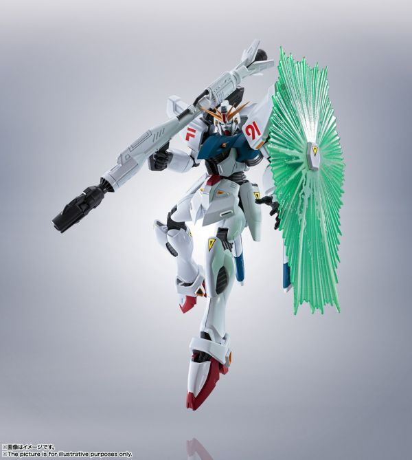BANDAI ROBOT魂 <SIDE MS> 機動戰士 鋼彈F91 EVOLUTION-SPEC BANDAI,METAL ROBOT魂,機動戰士,鋼彈F91,EVOLUTION-SPEC