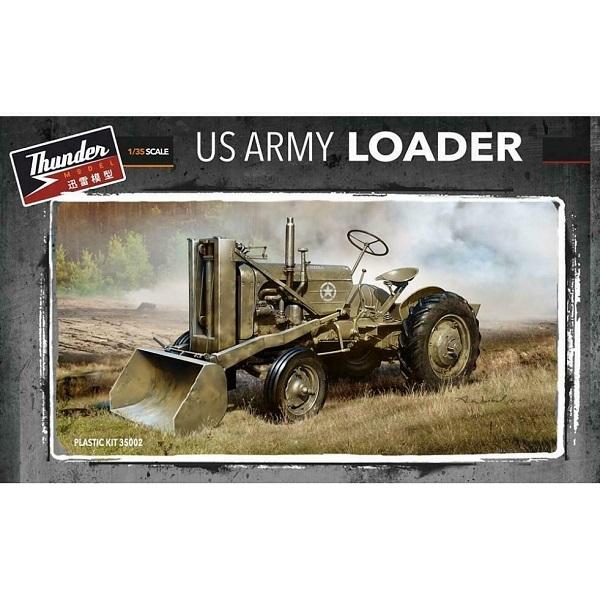 THUNDER MODEL 1/35 美國陸軍 推土機 THUNDER MODEL,1/35,美國陸軍,推土機