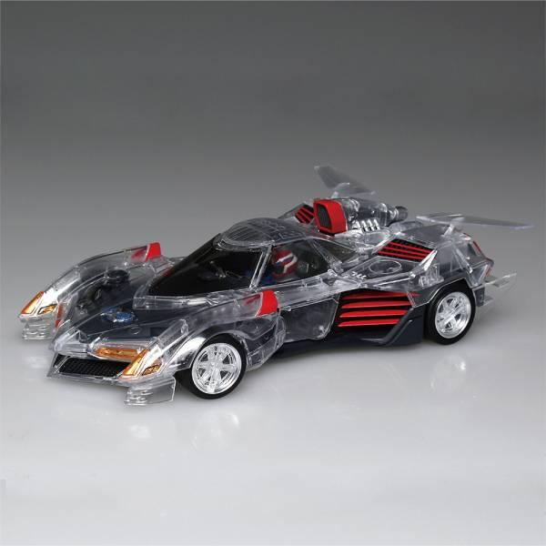 AOSHIMA 1/24 閃電霹靂車 阿斯拉 G.S.X 透明版 組裝模型 AOSHIMA,1/24,閃電霹靂車,阿斯拉,G.S.X,透明版