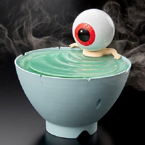 SHINE / 加濕王 / 鬼太郎 / 在茶碗裡泡澡的眼珠老爹 / 加濕器 SHINE,加濕王,鬼太郎,在茶碗裡泡澡的眼珠老爹,加濕器
