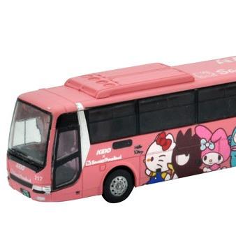Tomytec 1/150 巴士收集 京王彩繪巴士 彩虹樂園號 1號車 TOMYTEC,1/150,巴士收集,京王彩繪巴士,彩虹樂園號 1號車