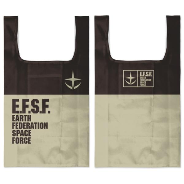 [再販] COSPA 機動戰士鋼彈 聯邦軍 全彩環保袋  [再販],COSPA,機動戰士鋼彈,聯邦軍,全彩環保袋,