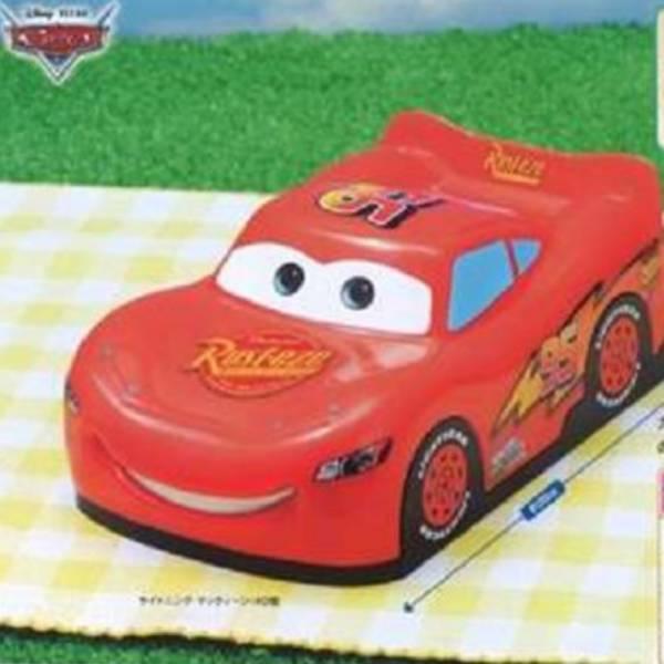 SEGA 景品 迪士尼 汽車總動員 CARS 便當盒 SEGA,景品,汽車總動員,CARS,便當盒