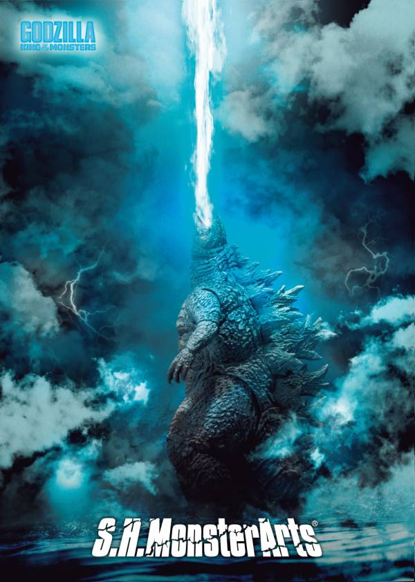 BANDAI S.H.MonsterArts SHM 哥吉拉II:怪獸之王  哥吉拉2019 BANDAI,S.H.MonsterArts,SHMA,哥吉拉II,怪獸之王,哥吉拉2019