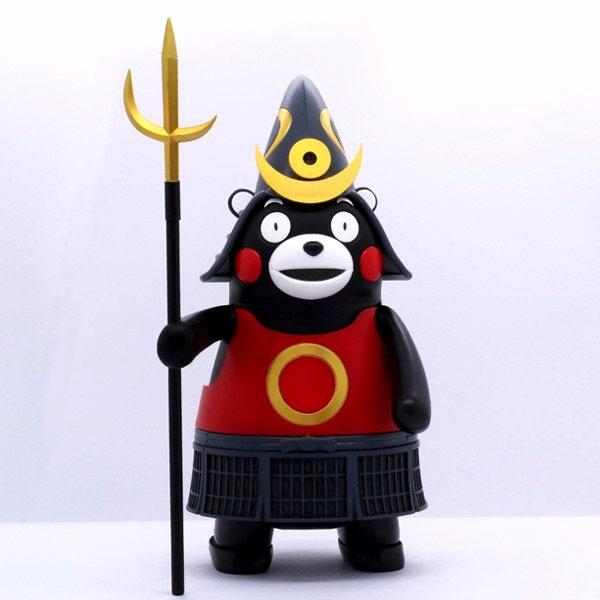 熊本熊 鎧甲著裝版本 加藤清正 FUJIMI KUMAMON3 富士美 組裝模型  FUJIMI,熊本熊,Ptimo,加藤清正