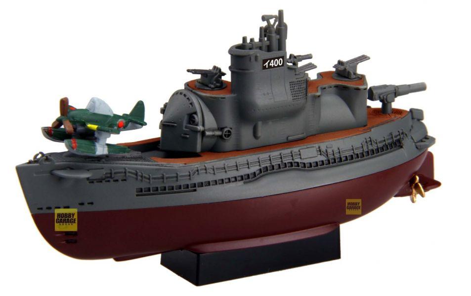 丸艦隊 伊400 潛水艦 付專用蝕刻片 木甲板 FUJIMI 小丸艦隊17EX1 富士美 蛋艦 組裝模型 FUJIMI,蛋艦,蛋船,蛋機,蛋車,伊400,潛水艦,蝕刻片,木甲板,