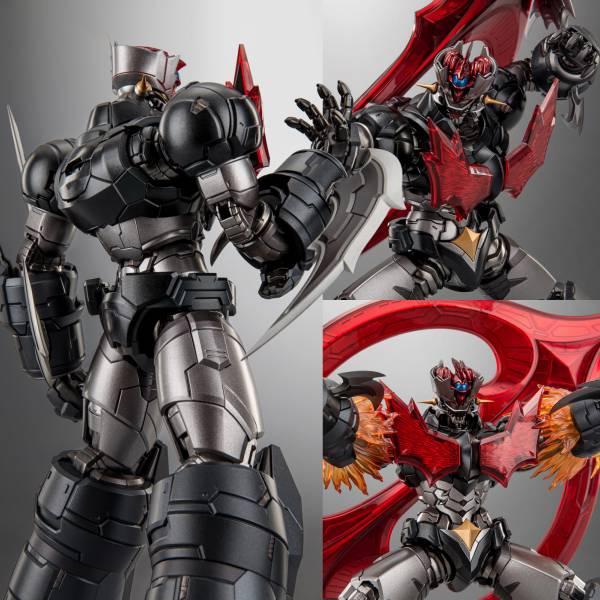 [再販] CCSTOYS 真魔神ZERO vs 暗黑大將軍 真無敵鐵金剛ZERO 合金可動模型 CCSTOYS,魔神ZERO,合金,可動,模型,無敵鐵金剛