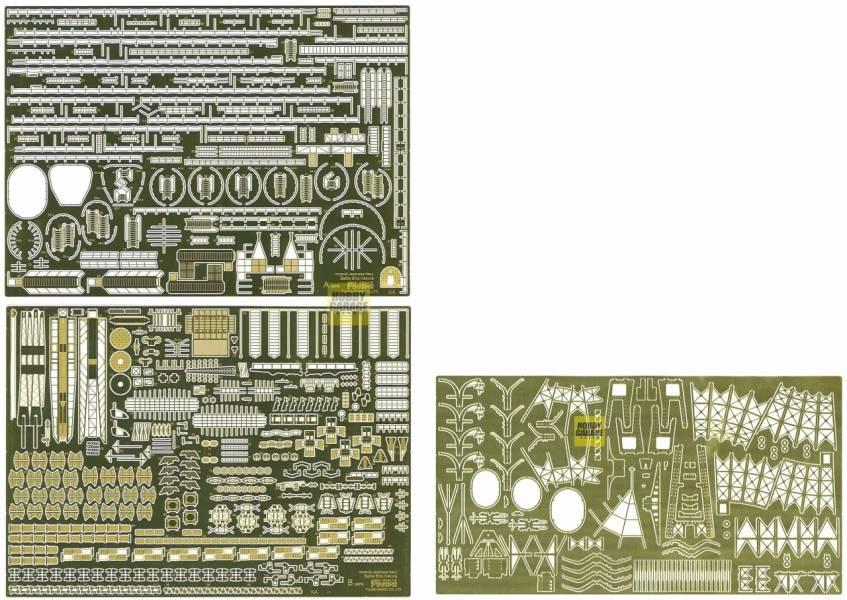 1/350 戰艦 榛名 蝕刻片 含艦名展示銘牌 FUJIMI 日本海軍 富士美 組裝模型 FUJIMI,1/350,GUP,蝕刻片,木甲板,戰艦,榛名,