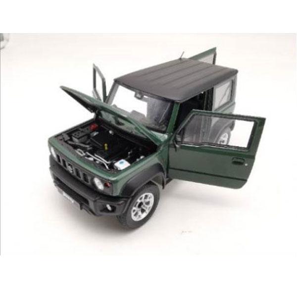 LCD model 1/18 鈴木Suzuki Jimny 越野車 叢林綠 LCD model,1/18,鈴木Suzuki,Jimny,越野車,叢林綠