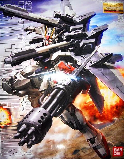 BANDAI 1/100 MG 攻擊鋼彈+I.W.S.P.   BANDAI ,1/100, MG, 攻擊鋼彈,I.W.S.P.