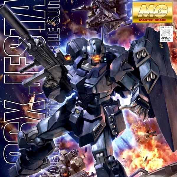 MG 1/100 鋼彈UC RGM-96X 傑斯塔 RGM-96X,傑斯塔,JESTA,鋼彈UC
