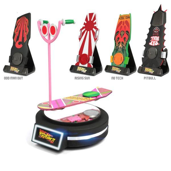 KidsLogic   回到未來2 Back to the Future II  磁浮 滑板 五入  回到未來2, 磁浮 ,滑板